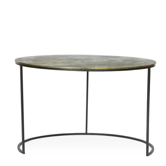 Riverside - Nesting Coffee Tables - Vintage Iron Finish
