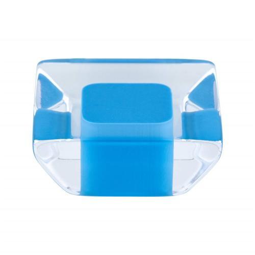 Core Acrylic Blue Knob