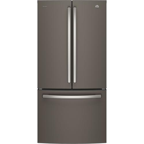 GE Profile 17.5 Cu. Ft. French-Door Refrigerator Stainless Steel - PYE18HSLKSS