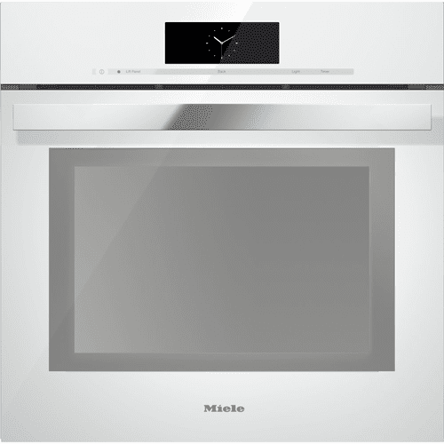 Steam oven with full-fledged oven function and XXL cavity - the Miele all-rounder with mains water connection for discerning cooks.