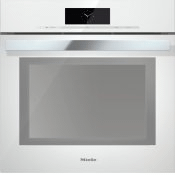 DGC 6865 AM - Steam oven with full-fledged oven function and XXL cavity - the Miele all-rounder with water (plumbed) connection for discerning cooks.