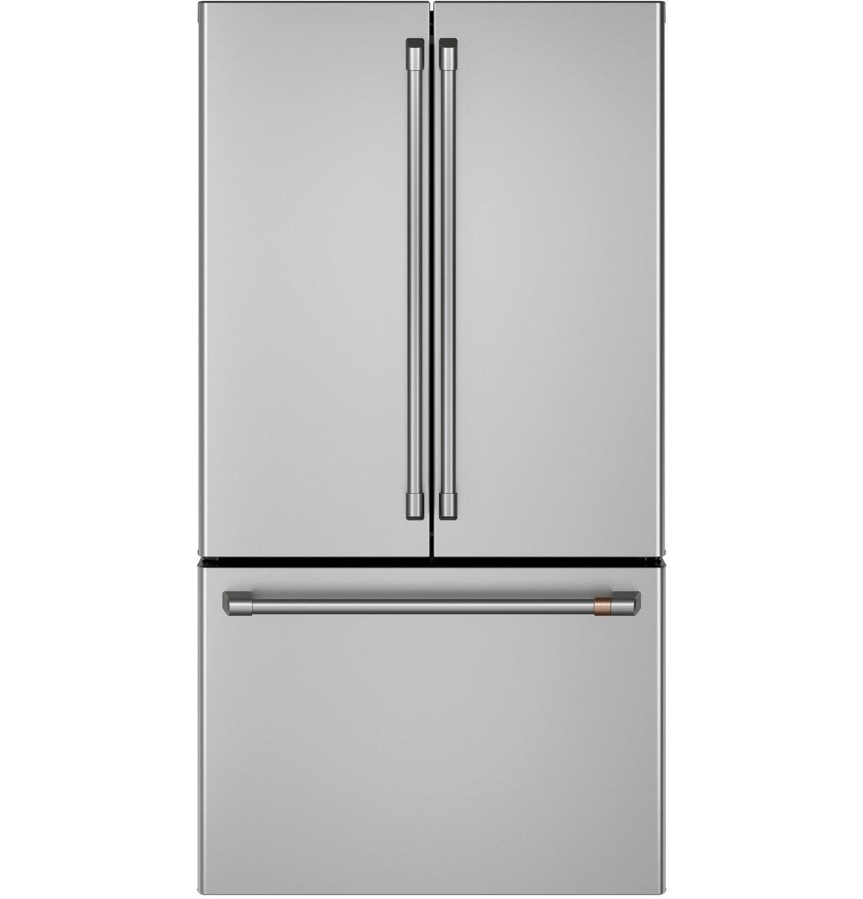 Cafe AppliancesCafe™ Energy Star® 23.1 Cu. Ft. Smart Counter-Depth French-Door Refrigerator