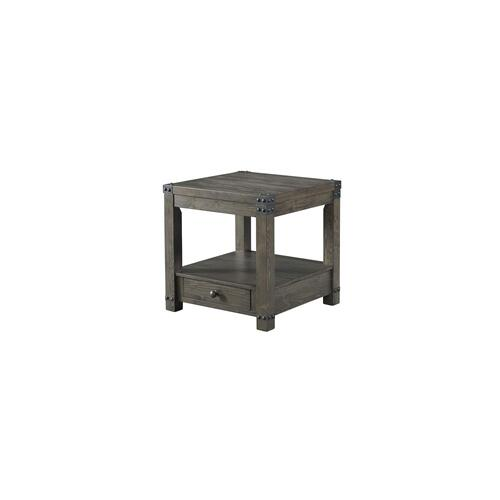 7593 Drawer End Table