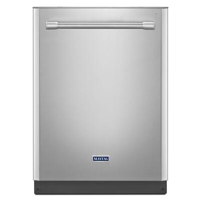 Fingerprint Resistant Exterior Dishwasher With Powerdry Product Image