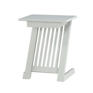 Snack Table With Drawer (rta)