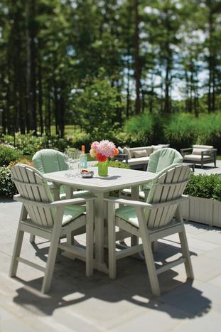 Seaside Casual - Portsmouth 42x42 Balcony Table (067)