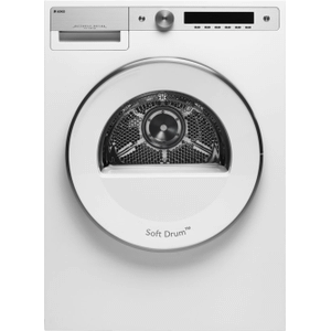 AskoStyle Vented Dryer - White