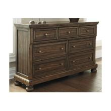 Flynnter Dresser Medium Brown