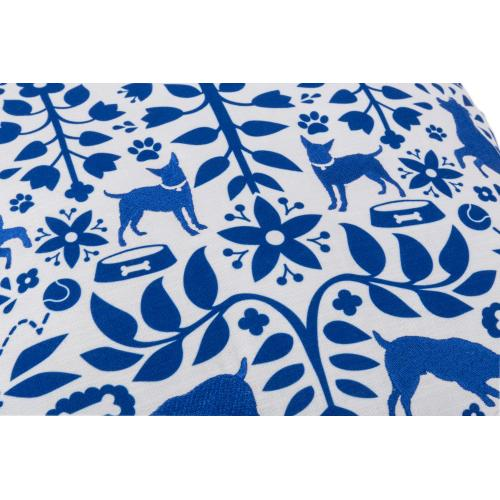 Otomi Dog Pillow 18 x 18