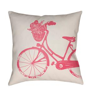 """Bicycle LIL-015 18""""H x 18""""W"""