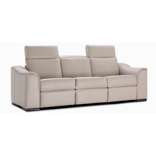 Leonardo Sofa (041-071-042; Wood legs - Tea T37)
