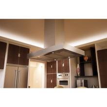 """42"""" Roma Island Hood with 600CFM Blower, 3 Speed Levels, ACT"""