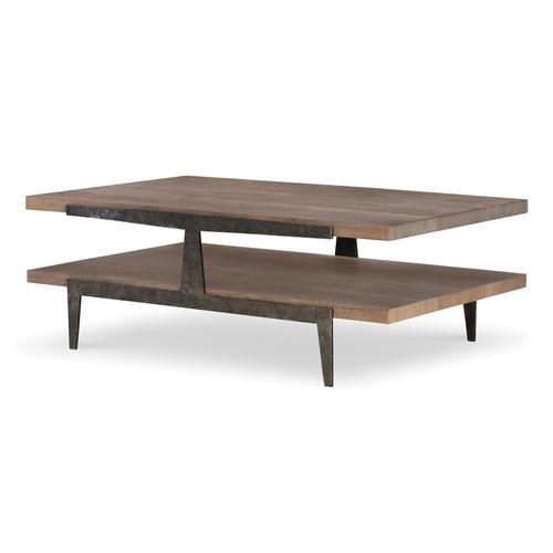 Maitland-Smith - LEWIS COCKTAIL TABLE