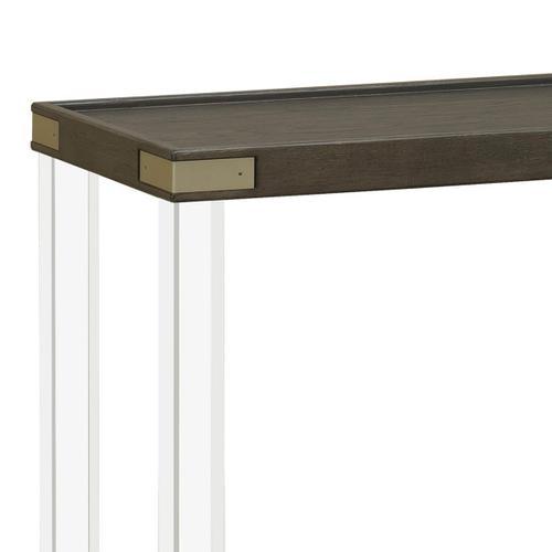 Pulaski Furniture - Boulevard Acrylic Console Table