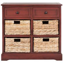 See Details - Herman Storage Unit - Red