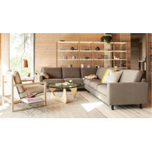 Oskar 2-Piece Sectional Sofa