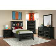 Calloway Black Youth Bedroom Product Image