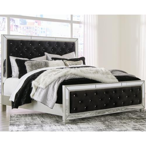 Lindenfield King Upholstered Bed