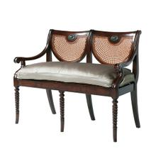 Regency Refinement Settee
