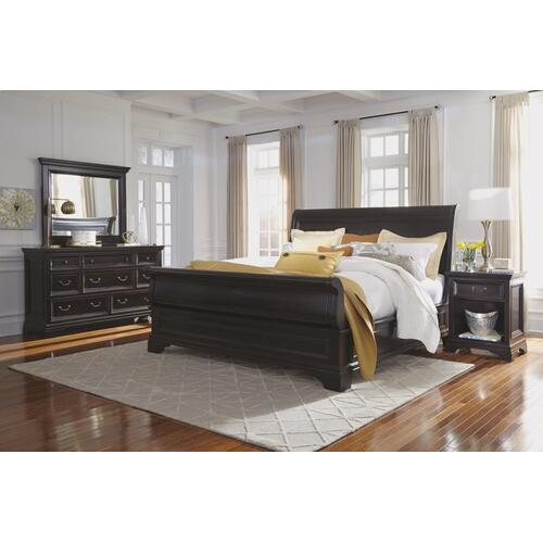 Camberly Queen Sleigh Bed