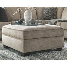 See Details - Storage Ottoman