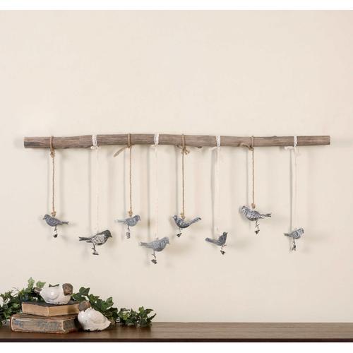 Birds On A Branch Wall Decor