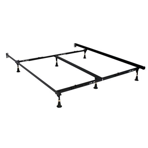 Lev-r-lock Bed Frames, Twin/full/queen With Center Support