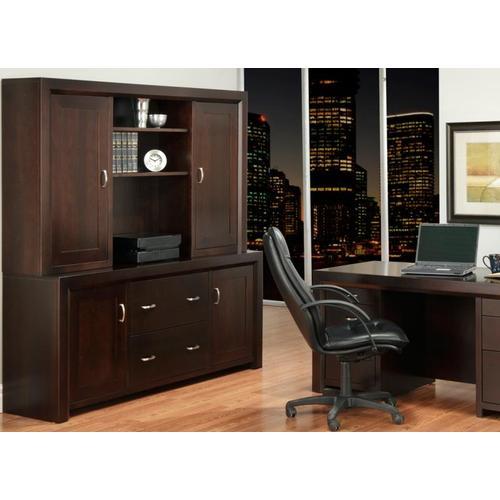 Handstone - Contempo Office Credenza Bottom Unit Only