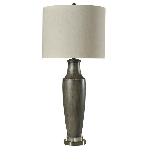 Product Image - Lereto  Transitional Resin & Steel Table Lamp