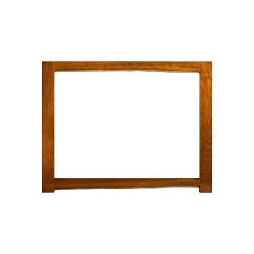 Green Gables Furniture - Columbia Valley Dresser Mirror - Provincial