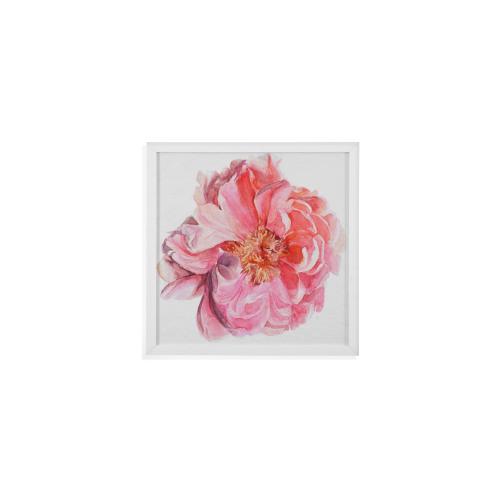 Bassett Mirror Company - Custom Blossomed Peony I
