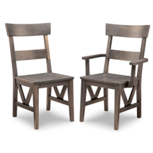 Chattanooga Side Chair With Fabric Seat