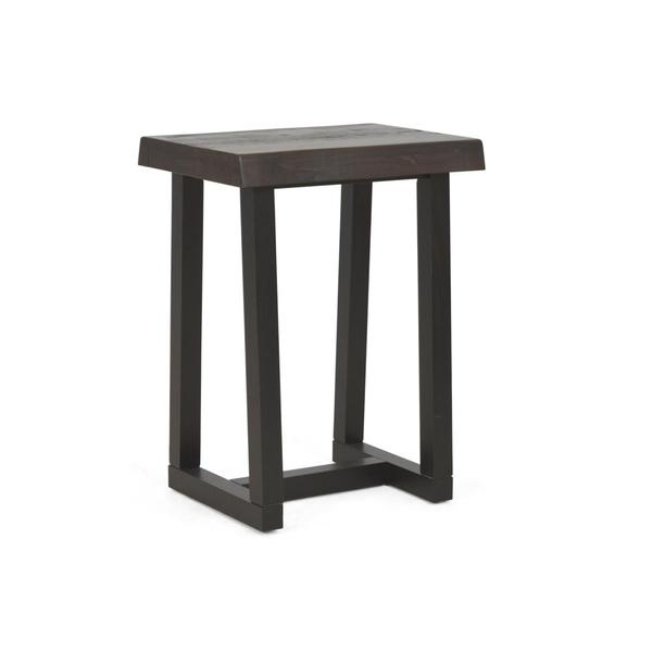 Jennings Live Edge Stool
