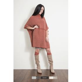 WB Reversible Bumble Knit Tunic Dress - XXL (3 pc. ppk.)