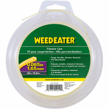 """View Product - Weed Eater Trimmer Lines 065"""" x 50' Shaped Trimmer Line"""