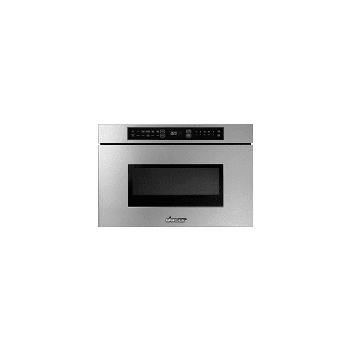 "30"" Microwave-In-A-Drawer, Silver Stainless Steel"