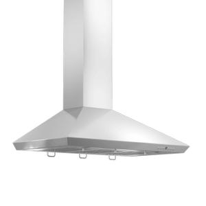 ZLINE Convertible Vent Wall Mount Range Hood in Stainless Steel (KF) -