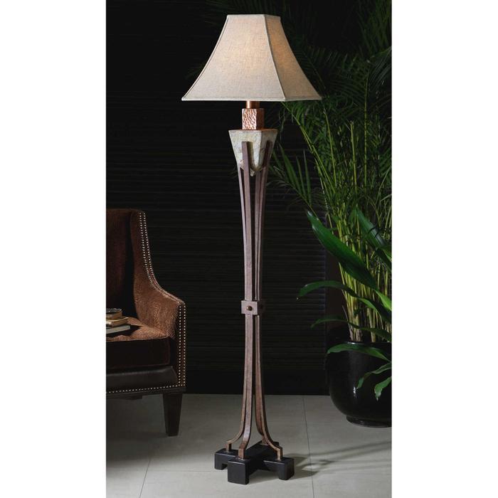 Uttermost - Slate Floor Lamp