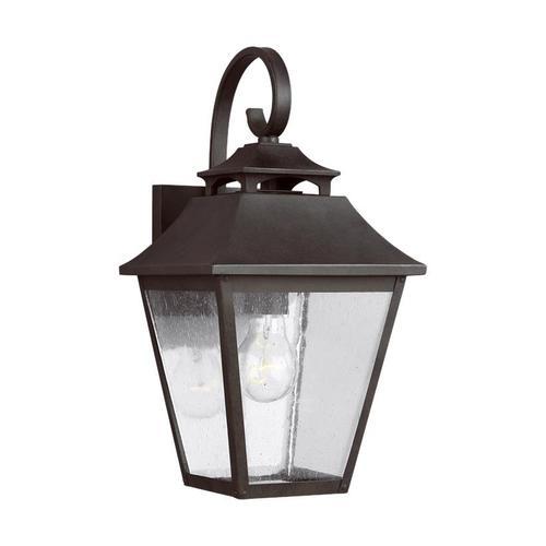 Galena Small Lantern Sable
