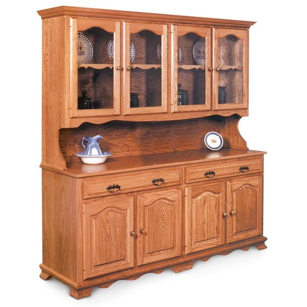 """See Details - Classic Open Hutch, 75 """", 19"""" Base"""