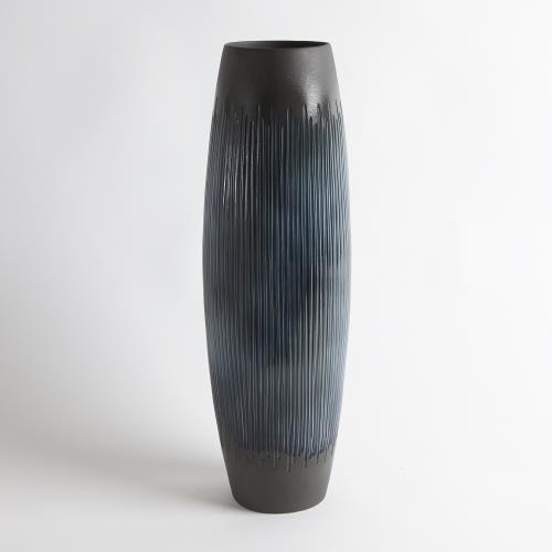 Matchstick Vase-Ink-Sm
