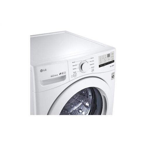 LG 4.5 cu. ft. Ultra Large Front Load Washer