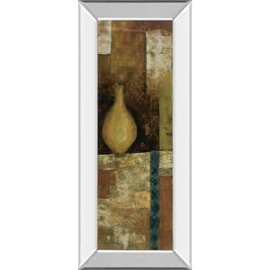 """Autumn Solitude I"" By John Kime Mirror Framed Print Wall Art"