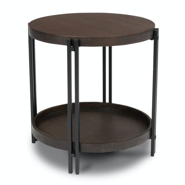 See Details - Prairie Lamp Table