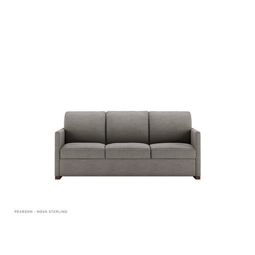 Pearson 3 Cushion Sleeper Sofa - American Leather