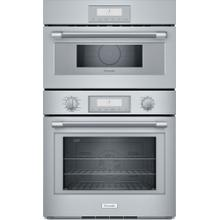 Combination Wall Oven 30'' Stainless Steel POM301W