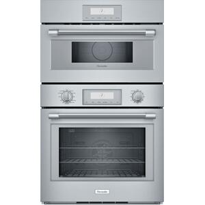 ThermadorCombination Wall Oven 30'' Professional Stainless Steel POM301W