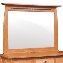 See Details - Aspen Mule Chest Mirror with Inlay