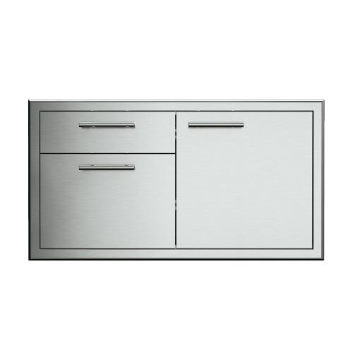 XO Appliance - 42in Single Roll Out Door and Drawer