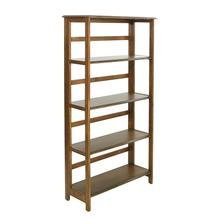 Bandon 5-shelf Bookcase